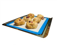 The Culinary Art Store Silicone Non-Slip Pastry Mat Silicon baking mat