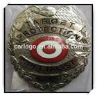metal enamel badges decoration/brass palting metal pin badges
