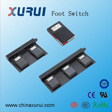 floor lamp foot switch / three pedal foot switch for free tattoo machine / push button on-off wireless foot switch