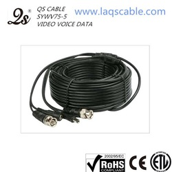 coaxial cable sywv75-5 75 ohm rg6 vga cable 30m