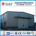 almacenes prefabricados de estructura de acero