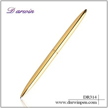 Eco stationery metal ball pen innovative products