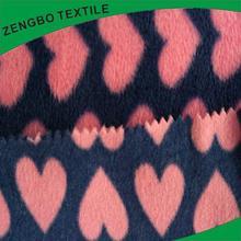 Professional berber fleece bonded with polar fleece fabric made in yiwu