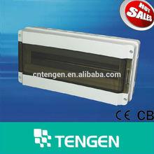 HK Window type ip65 plastic waterproof electrical junction box