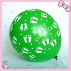 hot sell inflatable helium round rubber balloon decoration