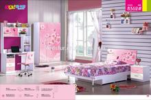 laminate bedroom furniture for kids - 8362#