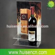 Customized Wholesale Acrylic Wine Racks/ Bottle Holders