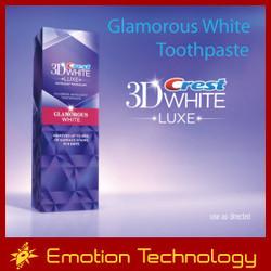 Crest 3D White Luxe Glamorous White Toothpaste Whitening Glamorous White Crest Toothpaste