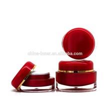 15/30/50g Oval acrylic lip/eye/face cream jar/containers(3109)