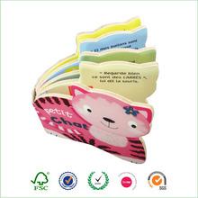 cardboard mini pocket book printing