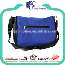 wellpromotion new design man fashion promotional messenger bag for men