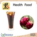 Bloque negro azúcar Cactus Nopal Cactus de la bebida productos de belleza suplemento dietético