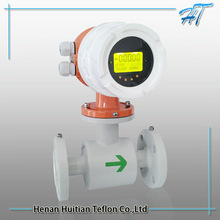 China manufacture mag water flow control meter