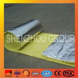 Thermal blankets manufacturers aluminum foil facing fiberglass blanket