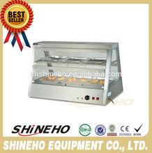 W226 Modern Cheap Hot Wind Food Warmer Food Display Cabinet