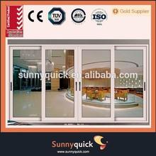 fournisseur de la chine décoratifs cloison coulissante mur