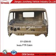 Del Metal del coche cabina fabricante ISUZU FTR camión cabina