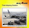Alibaba express sea&air shipping company-- air freight from china to colombia