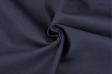 Black high-density surah terylene 65*35 130*70 summer shirt garment tooling uniform cloth fabric as wholesale