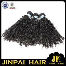 JP Hair Indian Good Selling Curly Virgin Human Hair India