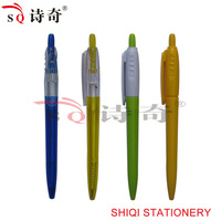 New Style Plastic Click Ball Pen(SQ4319)