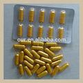 Oem capsula/pillole/tablet capsule di plastica pillola cinese pillole per la dieta dimagrante