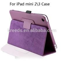 Flip PU Leather Case 7.9 inch / Lichi Pattern Stand Case Cover for Apple iPad Mini 2\3
