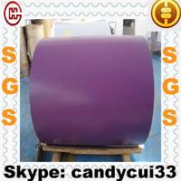 China Popular PPGI Color Steel Coil