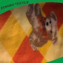 Good quality army camouflage print polar fleece fabric/fabric/yarn/blanket with CE certificate