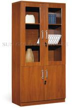 Modern melamine office furniture ,office filing cabinet,wooden file cabinet (SZ-FC006)