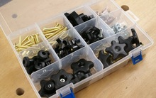 129 Piece Jig Hardware Fitting Tools Accessory / Accessories