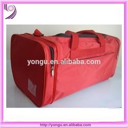 Hot selling trendy red japan golf bags travelling bag