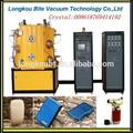 Lkbt oro pintura para el revestimiento de vacío / applicance de la joyería de la máquina de recubrimiento