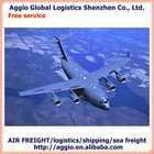 aggio china logistics service transport china europe