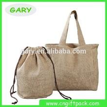 New Style Latest Burlap Carry Bag