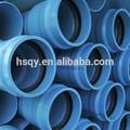 Tubo de pvc parairrigação/tubo de esgoto pvc/pvc tubo de drenagem