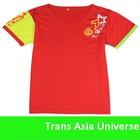 Custom High Quality Cheap t shirts cotton polyester blend