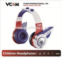2014 Hot Selling Computer Peripheral Children Headphones