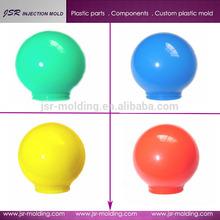 Low price !High quality led plastic bulb ,led plastic bulb shell,led bulb plastic housing customized