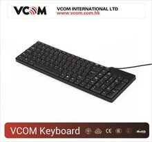 2014 Standard USB Wired Ergonomic Keyboard for PC and Laptop