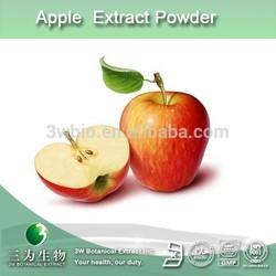 100% pure 10%~80% polyphenol apple extract