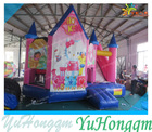 Factory Wholesale Inflatable Bouncer/ Bounce House/ Jumping Castle for Kids
