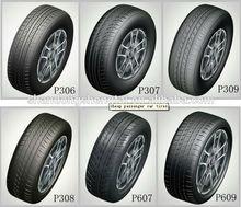 car tire,255\/25ZR28,semi steel radial car tire