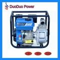 motor a gasolina alimentado de irrigação agrícola equipamentos para bombeamento de água