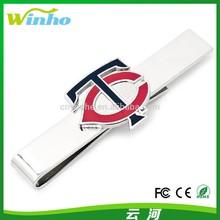 Winho MLB Minnesota Twins Tie Clip Bar with Box