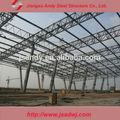 luz de techo de acero de diseño del truss