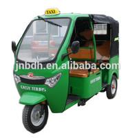 taxi tuk tuk Bajaj passenger three wheels tricycle in Africa market