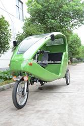 beautiful 1000w 48v hotsale electric pedal powered tuk tuk JB300K-06