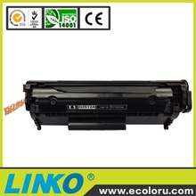 Compatible toner cartridge for hp 2612a 12a 2612