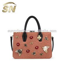 vintage printed handbags ,china supplier women bags,woman handbag wholesale